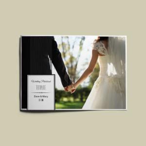 Wedding Photobook Template C