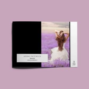 Wedding Photobook Template E