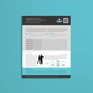 Branding Message Worksheet USL Template