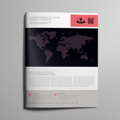 Business Model US Letter Booklet Template – kfea 4-min