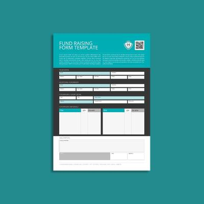 Fund Raising Form Template