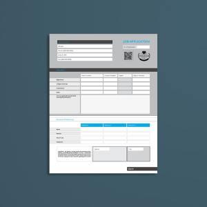 Job Application USL Template