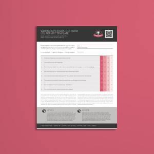 Workshop Evaluation Form USL Format Template