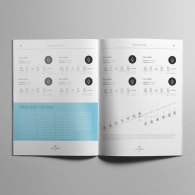 Payroll Booklet US Letter Template – kfea 4-min