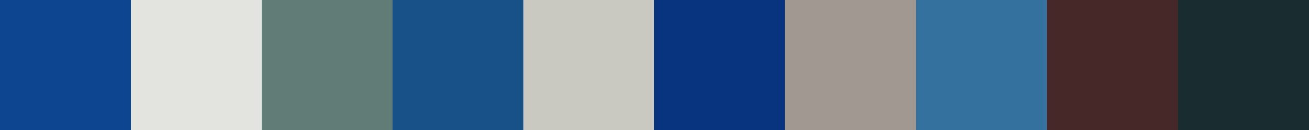 106 Krefora Color Palette