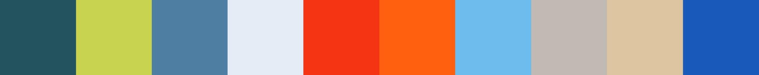 107 Koudita Color Palette