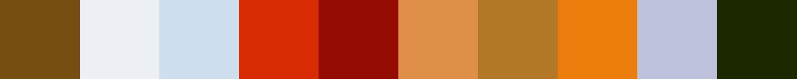 113 Rimera Color Palette