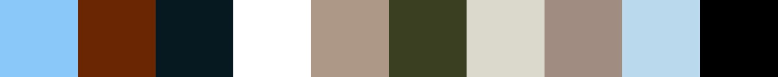 119 Stylia Color Palette