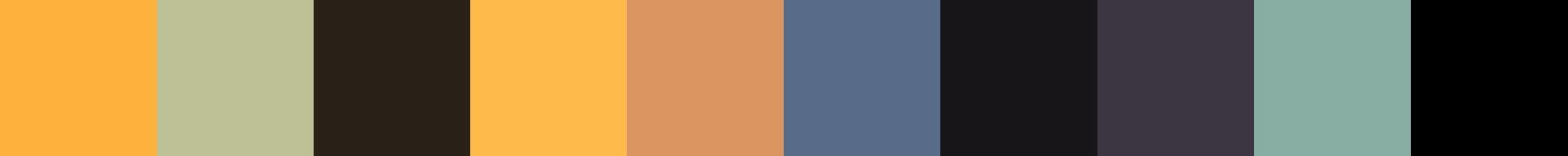 135 Tetrivia Color Palette
