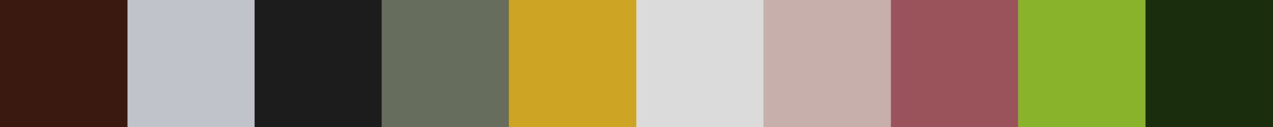 138 Somineta Color Palette