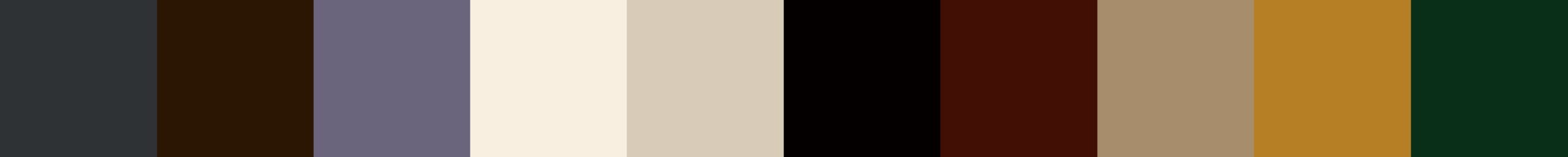 144 Dernovieta Color Palette