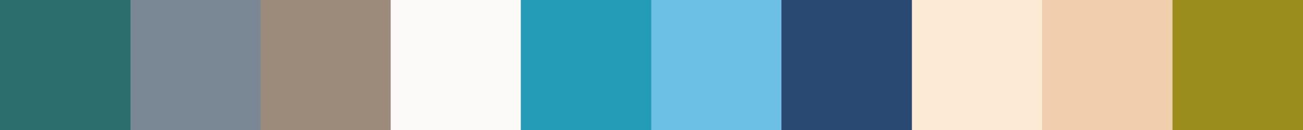 171 Icrevia Color Palette