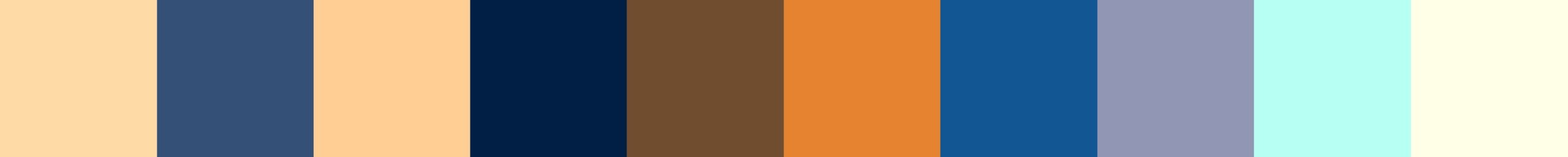 176 Lemejiata Color Palette