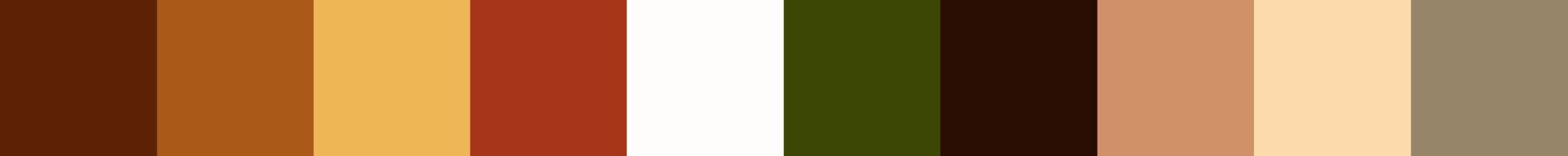 185 Elabiona Color Palette