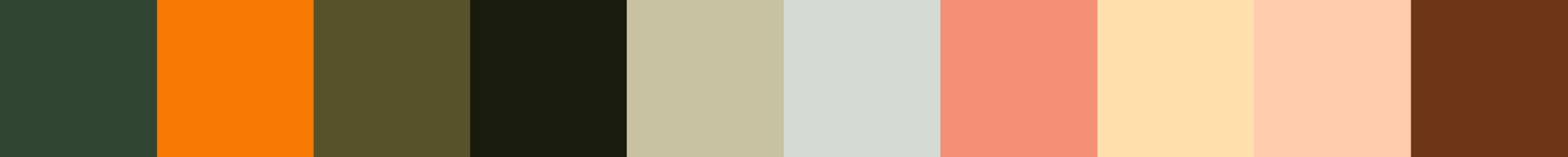 203 Iontiala Color Palette