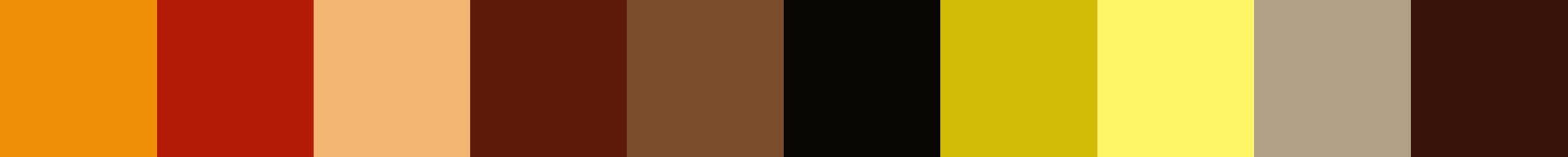 213 Owecovia Color Palette