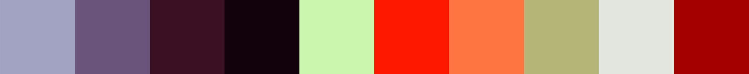 215 Amajira Color Palette