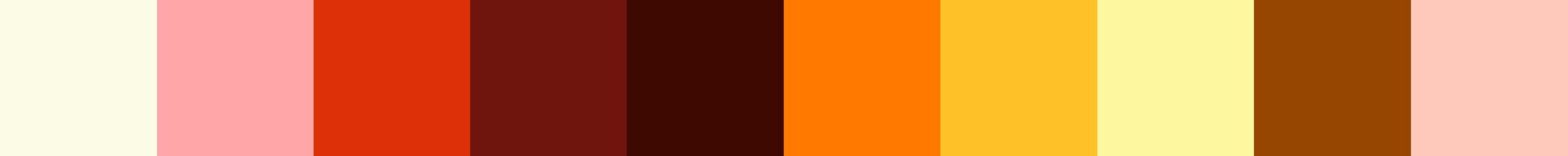 229 Pralmeria Color Palette