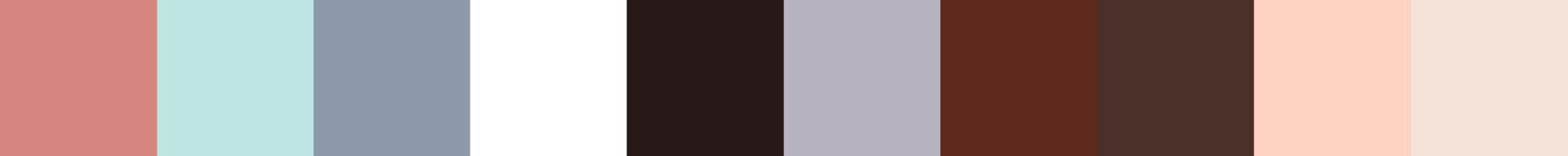232 Stalla Color Palette
