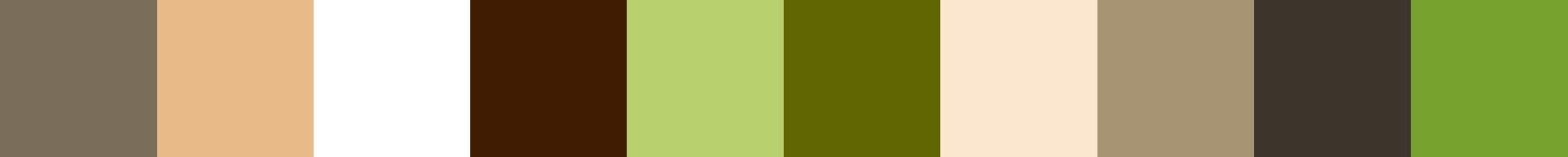 254 Loqiaba Color Palette