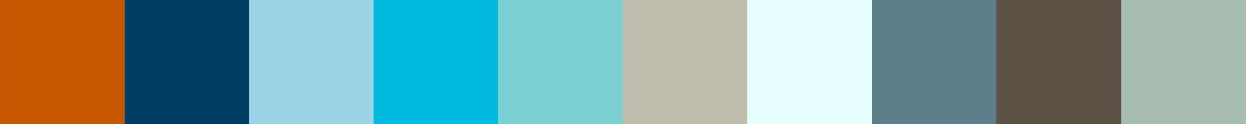 256 Astepon Color Palette