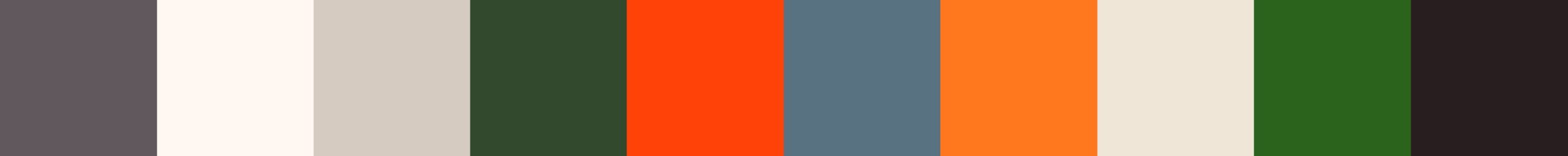 276 Lidogrania Color Palette