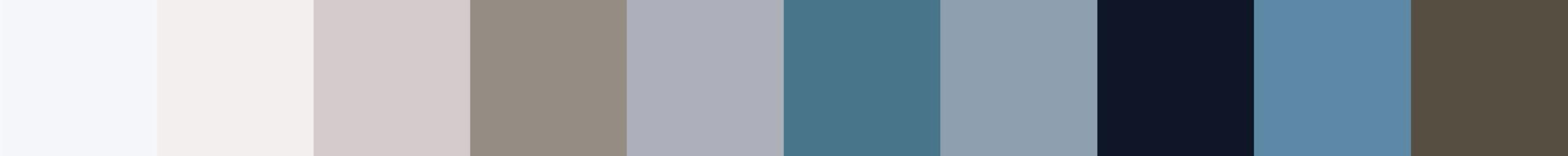 3 Chronia Color Palette