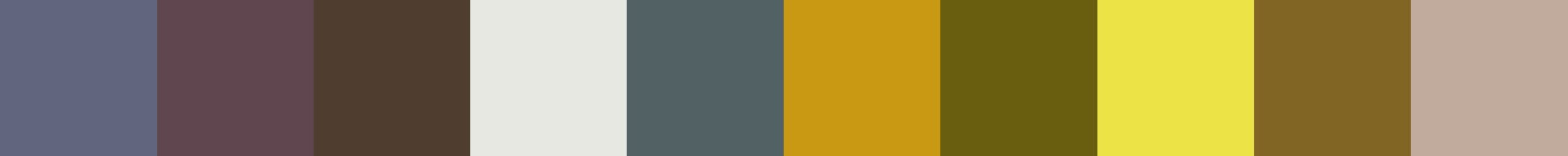 307 Kedasiama Color Palette