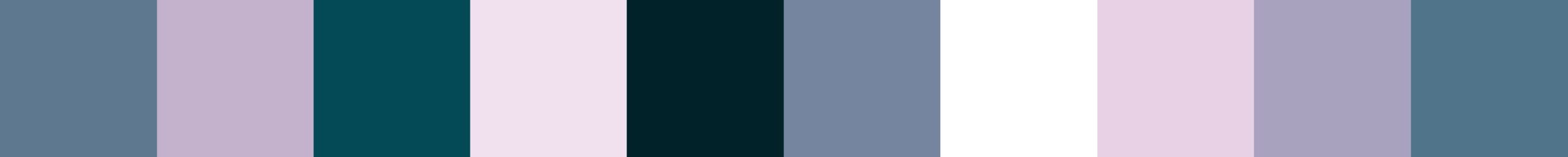 354 Xafrizia Color Palette