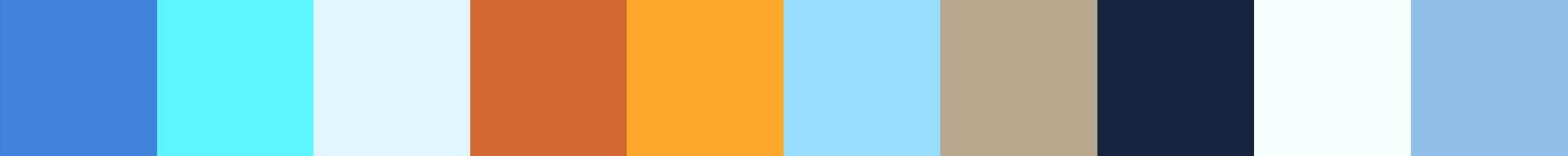 367. Olovilia Color Palette