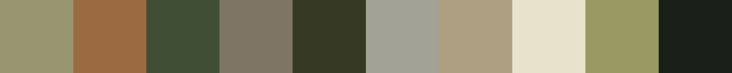 4 Arazola Color Palette