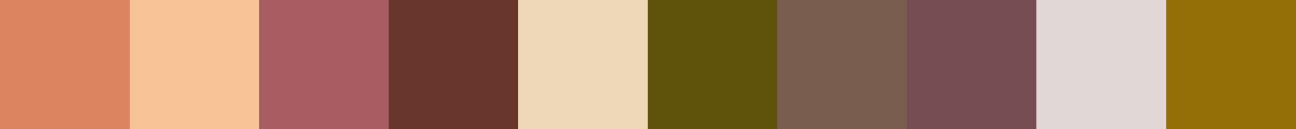 407 Kaldan Color Palette