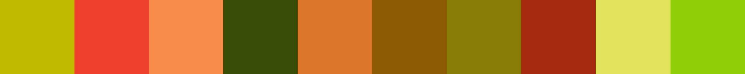 439 Stimoke Color Palette