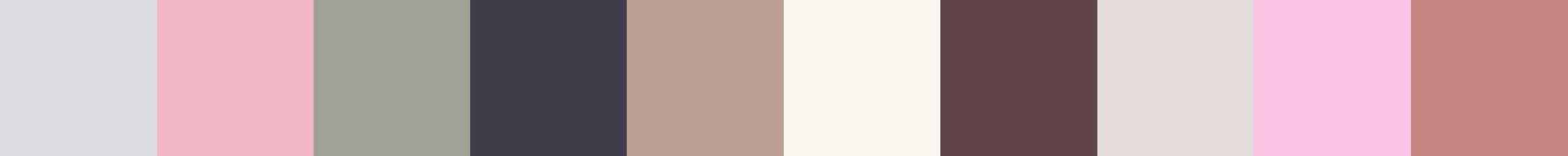 457 Kamaftila Color Palette