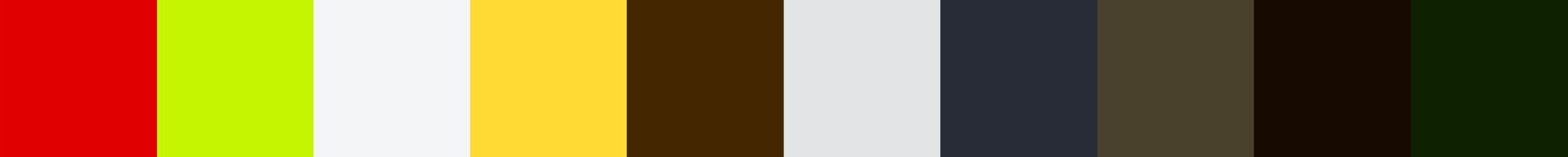 46 Ficento Color Palette