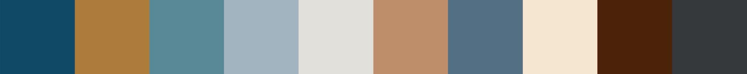 464 Edermonia Color Palette