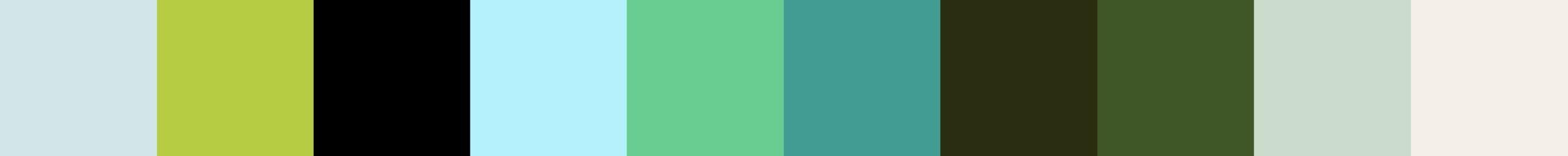 468 Roila Color Palette