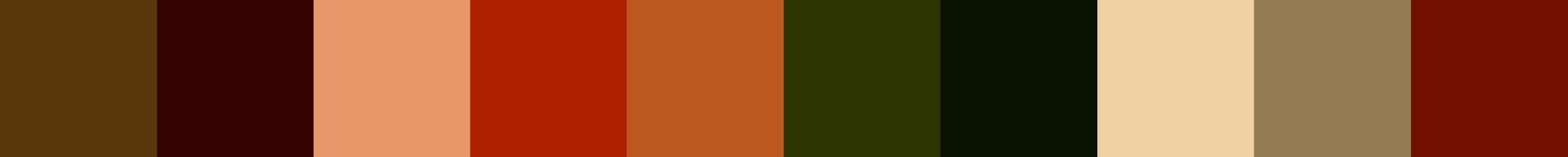 47 Moreda Color Palette