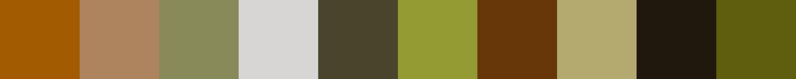 487 Celeboo Color Palette