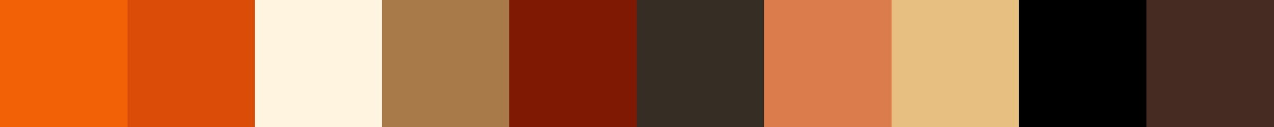 491 Krakatoria Color Palette