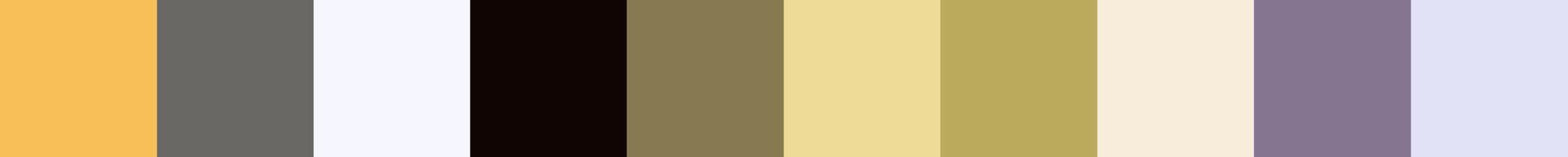 50 Secrenta Color Palette