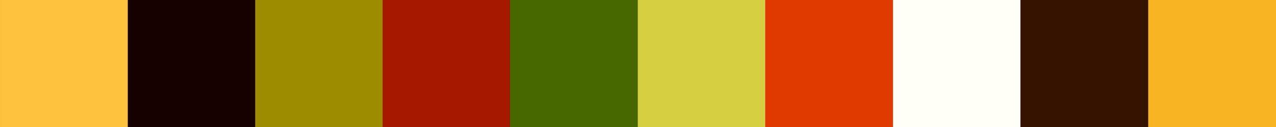 51 Novero Color Palette