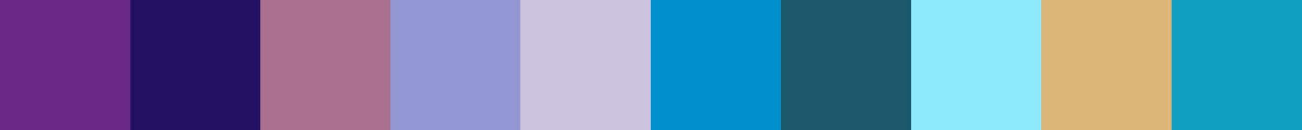522 Batya Color Palette