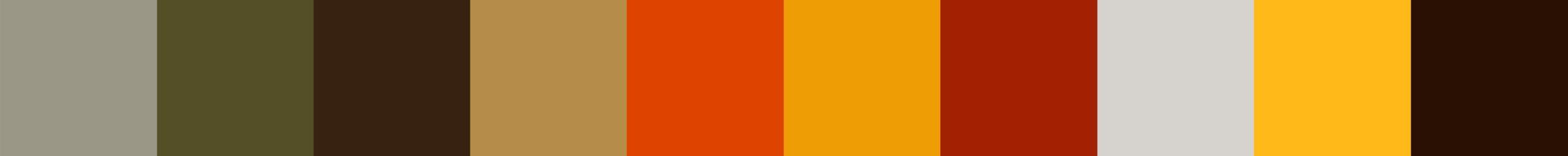 56 Lobestica Color Palette