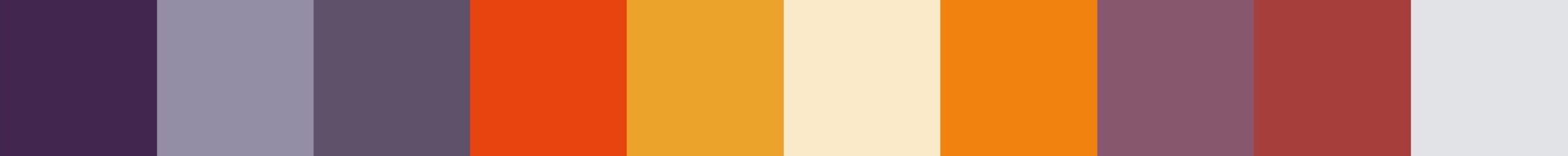 562 Delia Color Palette