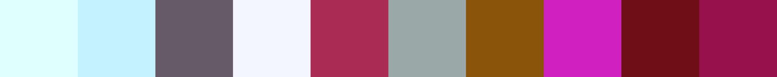 58 Kirepolia Color Palette