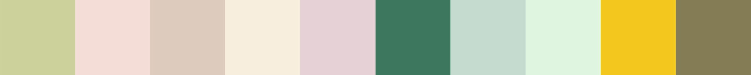 592 Neria Color Palette