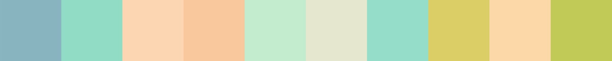 595 Esme Color Palette