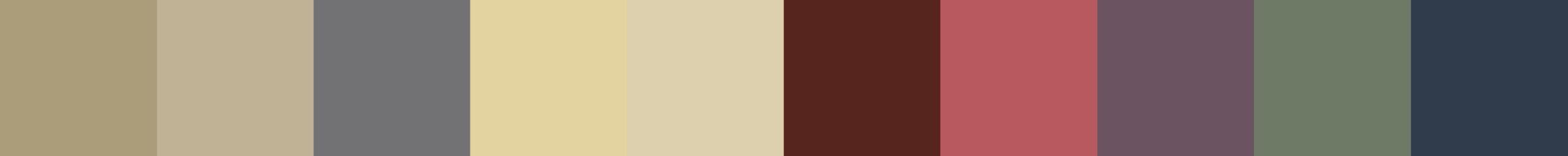624 Foxierna Color Palette