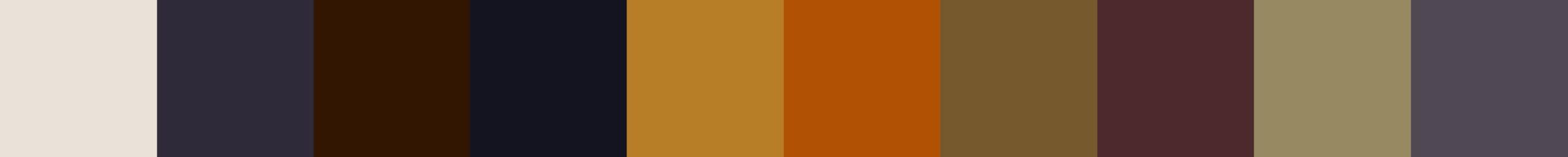 627 Krobusma Color Palette